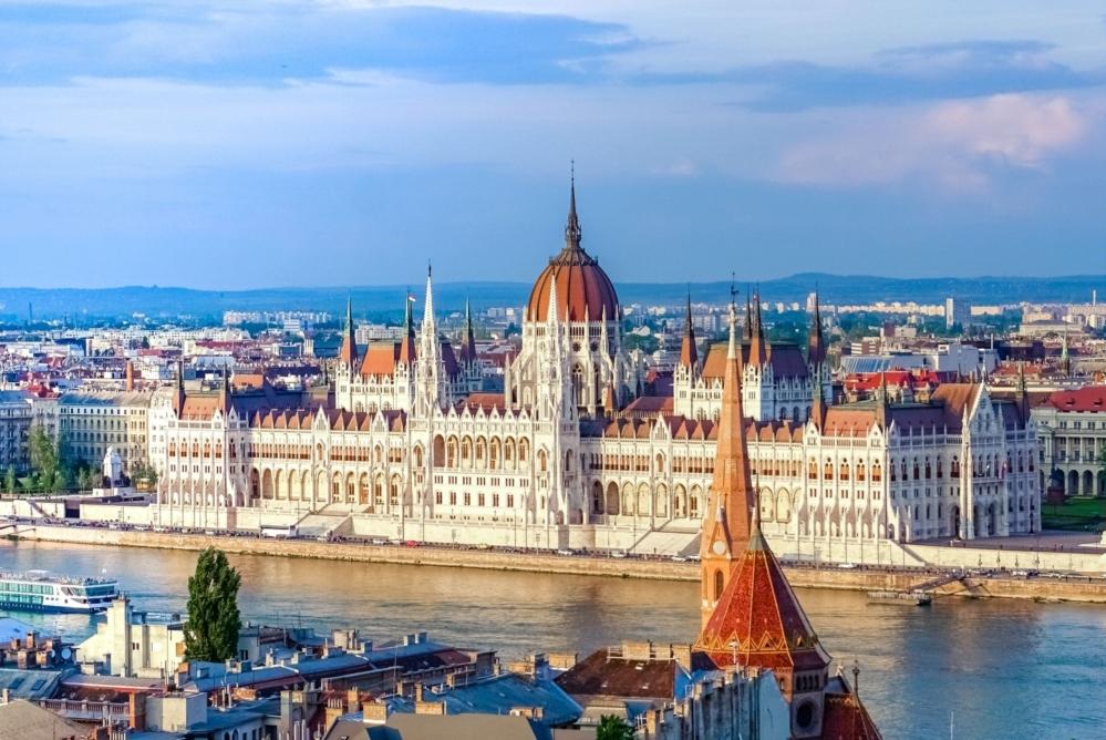 4 европейские столицы в одном туре!