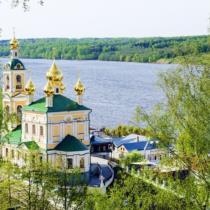 Специальные цены на речные круизы по России: спешите бронировать!