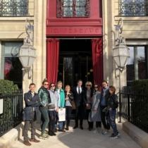 Восхитительный Париж и живописная Женева. Дневник рекламного тура от PAC GROUP