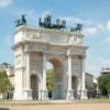 Милан. Триумфальная арка