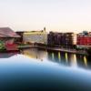 Дублин. Гранд канал