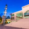 Северный Мале Атолл. Мечеть
