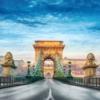 Будапешт. Цепной мост