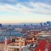 Милан. Вид на город