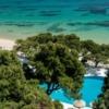 Forte Village Resort. Панорама. Пляж