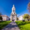Дублин. Колледж Тринити