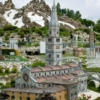 Италия в миниатюре. Замок. Римини