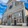 Флоренция. Базилика Санта Мария Новелла
