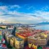 Неаполь. Панорама города