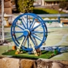 Италия в миниатюре. Модель колеса обозрения. Римини