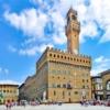 Флоренция. Площадь Синьории. Палаццо Веккьо