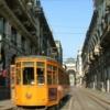 Милан. Трамвай