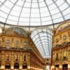 Милан. Галерея Виктора Эммануила II