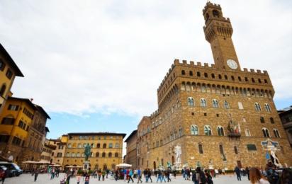 Флоренция. Палаццо Веккьо