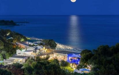 Forte Village Resort. Панорама