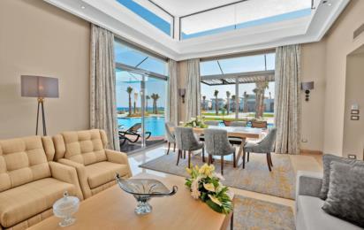 RIXOS PREMIUM MAGAWISH. Pool Villa Living Room