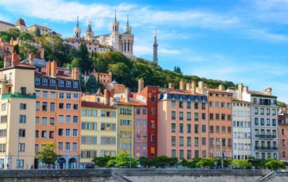 Франция. Лион