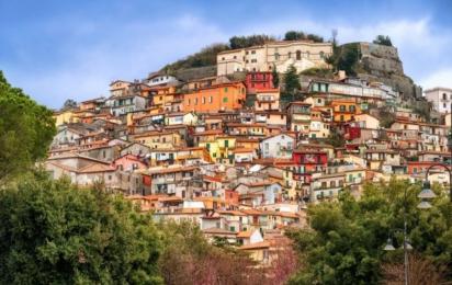 Альбанские холмы. Рокка ди Папа