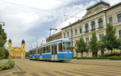Венгрия. Дебрецен