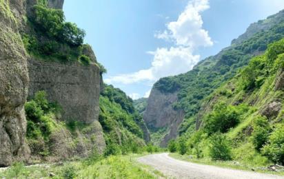 Северная Осетия. Алагирское ущелье