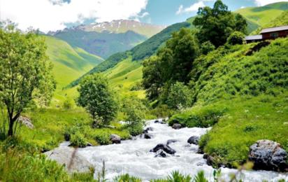 Кавказ: красота гор и сила традиций (Кэшбэк за туры по России)