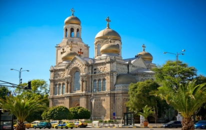 Варна. Успенский собор
