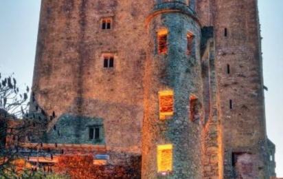 Дублин. Средневековый замок Бларни (Blarney Castle)