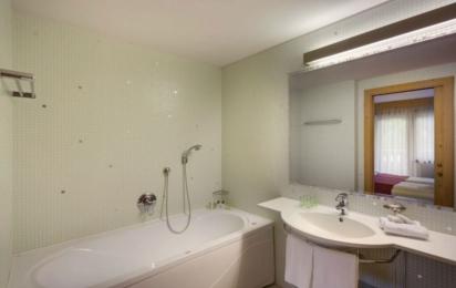 ANTARES, Junior Suite, bathroom