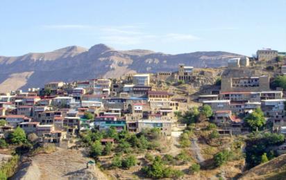 Дагестан. Поселок Чох