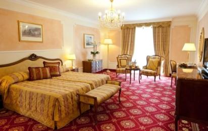 ABANO GRAND HOTEL. Junior Suite