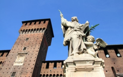 Милан, Замок Сфорца