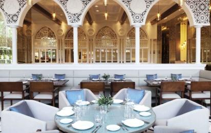 ATLANTIS THE PALM, DUBAI. Ресторан Ayamna