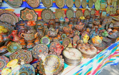 Узбекистан. Ташкент. Базар