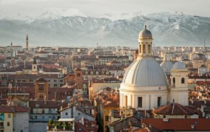 Италия. Турин