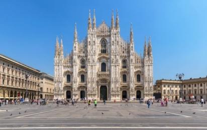 Милан. Собор Дуомо