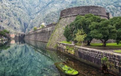 Котор. Старинная крепость