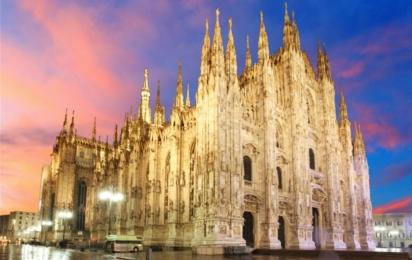 Милан. Дуомо