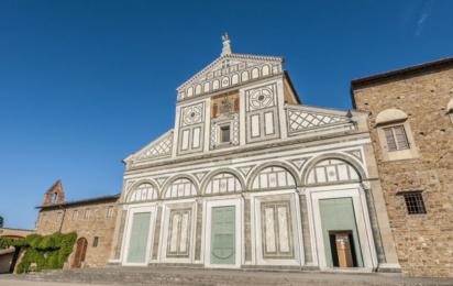 Флоренция. Базилика Сан Миниато аль Монте