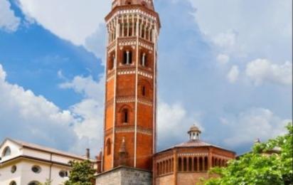 Милан. Церковь Сан-Готтардо