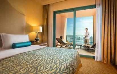 ATLANTIS THE PALM, DUBAI. Terrace Club Suite