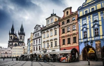 Прага. Старая площадь