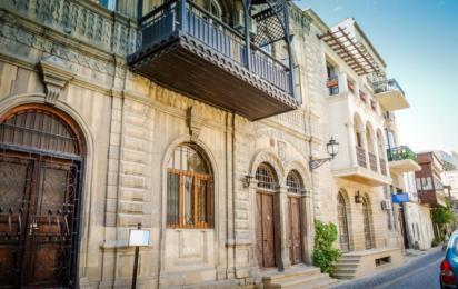 Баку. Исторический центр города