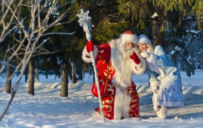 Великий Устюг. Вотчина Деда Мороза