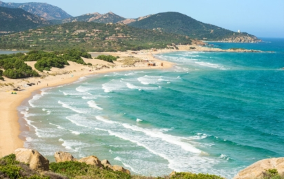Сардиния. Домус-де-Мария