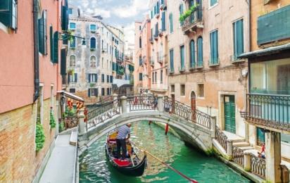 Венеция. Канал