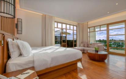 SAVOY RESORT & SPA SEYCHELLES. Penthouse Suite