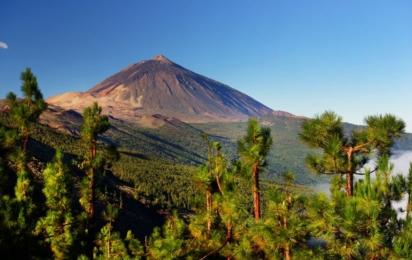 Национальный парк. Вулкан Эль Тейде