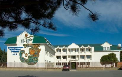 Детский санаторно-оздоровительный комплекс «Жемчужина России», Анапа