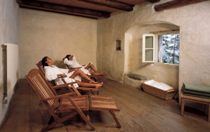 GRAND HOTEL BAGNI NUOVI, sala relax