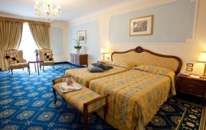 ABANO GRAND HOTEL. Deluxe panorama